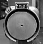 StartButton by Flickr user crowbert